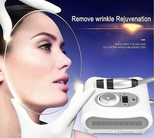 2 في 1 هوت الباردة آلة RF مع الجلد Coolling مكافحة الشيخوخة الوجه رفع RF الوجه تجميد معدات والدهون