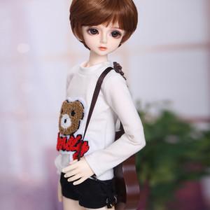 OUENEIFS BJD Muñecas Lutsbjd Bory 1/4 Boy Modelo Común de muñeca Elemento secundario Mundial T200428