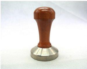 Кухня посуда кофе эспрессо Тампер деревянная ручка кофе Тампер 7 размер кофе давление порошок молоток давление бар инструмент