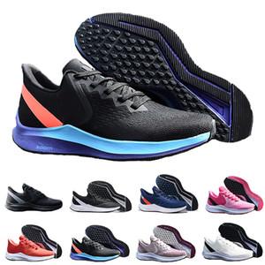 Scarpe da corsa ZOOM WINFLO 6 da uomo Scarpe da ginnastica traspiranti da donna W6 Vomero Zoomx SHIELD Sneakers Taglia 36-45 Spedizione gratuita