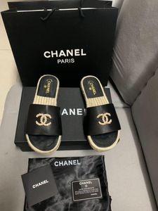 De nouvelles sandales design classique hommes de la marque de mode et des femmes pantoufles casual chaussures pêcheur avec boîte Livraison gratuite