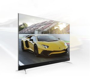 TCL 75 pollici nuovo prodotto caldo di trasporto libero 4K Ultra HD pieno HDR ecologica intelligente TV a schermo piatto