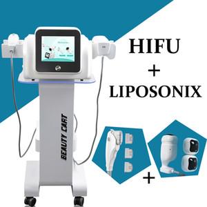 HIFU и LipoSonix цена машины 5 головки для формования тела удаления морщин Ультразвук Подъемного оборудования для салонов красоты