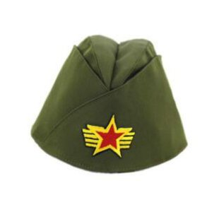 which in shower star military hat for women high quality cotton stewardess hat fashion flat cap berets stage performance props