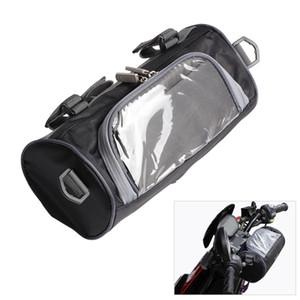 Guidon moto voiture électrique fourche avant sac de rangement Oxford Water Repellent Sac Voyage tissu Outils moto sac de rangement