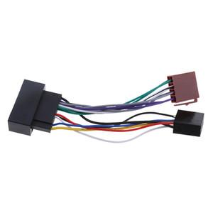 تحويل راديو السيارة الأسلاك تسخير محول ISO سلك لفورد فييستا / فوكس