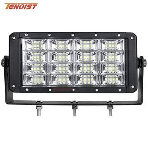 Lumière de travail lumineuse superbe de l'inondation LED de pouce 320W 9 pour la moissonneuse 12V 24V de bouteur de camion Navvy Digger
