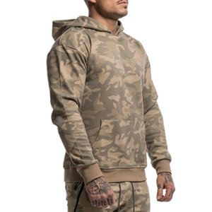 Herbst Mens Designer Hoodies Fashion Camouflage gedruckt Tops Casual Pullover Herrenbekleidung