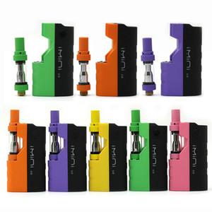 Kit Mod Imini V2 originale Kit Mod Vape da 650mAh Kit VV con LED Luci Cartucce Vape 0.5ml 1.0ml Vaporizzatore 11 colori