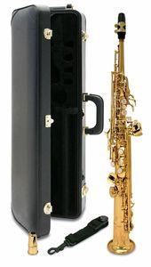 YANAGISAWA S901 New Japan Bb piatto Sassofono soprano di alta qualità strumenti musicali Soprano trasporto professionale