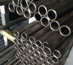 Astm b338 sınıf 9 titanium tüp egzoz borusu titanyum tüp için ASTM SB338 Gr1 Gr2 Gr5 Toptan Özelleştirilmiş Astm B338 Gr2 Titanyum Tüp