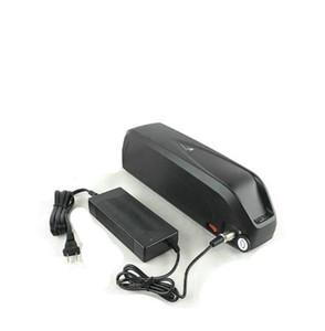USB Big Hailong 52V 10Ah E-Bike batería 14Sv3C 18650 li-ion 51.8V Paquete de batería para bicicleta eléctrica 48V 1000W 1200W Motor