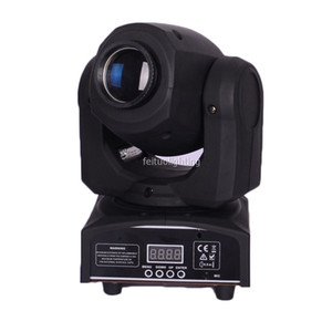 4pcs lot 10w led moving head spot light used moving head lights for dj party show wedding high quality stage light