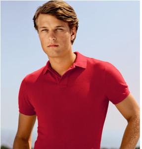 Мужская дизайнер лошади поло футболки летом новые мужские с коротким рукавом случайные моды поло рубашки мужские S сплошной цвет отворот рубашки поло