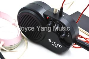JOYO JA-02 Petit amplificateur de guitare avec Clean Distortion Effet MP3 / CD Accompainment Sortie casque