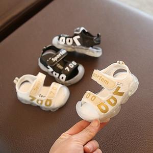 0-24 mois garçons sandales enfant chaussures de sport casual été mesh doux chaussures de marche bébé enfants confortable