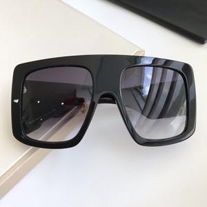 Oversized Praça óculos de sol Mulheres Marca Designer alta Acetato de qualidade do quadro óculos de sol UV400 Óculos Feminino