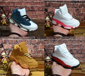 Дешевые Баскетбольные туфли Дети Детские Детские J13S Высокое Качество Спортивные Обувь 13 Горизонт 13S Молодежные Мальчики Девочки Баскетбольные кроссовки