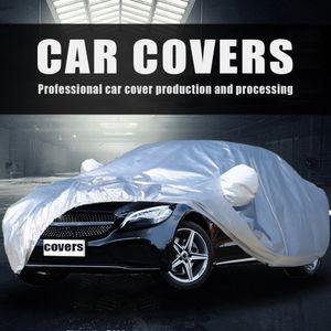 Copriauto copriauto copriauto per vano auto per ombrello Coperchio impermeabile funda coche bache voiture auto