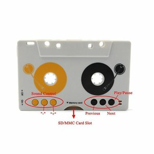 Stereo Kit MMC telecomando Professional Music Car automatico cassette a nastro USB Vintage MP3 Tape Portable Audio Adapter