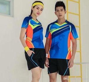 Бадминтон рубашка для мужчин женщин tenis mujer теннис Джерси команда тренировочная одежда с коротким рукавом Спорт футболка Quick dry высокое качество