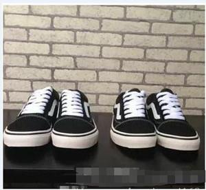 HEIß!Größe 35 bis 45, Julie Ann Wildleder und Leinwand Schuhe unisex Mode Wanderschuhe gute Qualität zapatillas Marke Schuhe für Männer Frauen Alte Skool