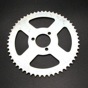 48T 43T 45T 47T 37T dente Cadeia roda dentada Engrenagens ATV Motocicleta Modificação Parts Acessórios Universal