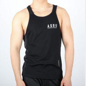 новый мужской летний фитнес высокое качество спортивный блейзер жилет бодибилдинг мышцы жилет Большой Broadcloth Tank Tops размер M - XXL