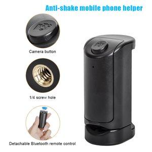Selfie Booster POIGNEE Bluetooth photo Stablizer Support Shutter Smartphone Huawei iPhone de presse Pour Samsung Xiaomi