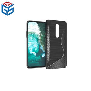 For One Plus 7 Pro Oneplus 7 Pro 1+7 Pro Soft S Line Gel TPU Case Back Protective Cover Products in Bulk
