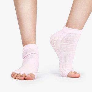 Womens Toe Socks i nuovi uomini casuali Happy Socks mens creativa calza regalo di Natale di trasporto di goccia