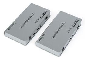 200м IP Удлинитель HDMI Matrix Extender H.264 через / HDMI 200M IP расширитель на основе TCP стандарта Cat5e 6 / IP