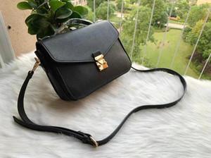 ТИСНЕНИЕ Pochette Metis Сумки Простой маленький квадрат Сумка Женщины Повседневная сумка сумка женская мода PU Crossbody посыльного сумки сумки