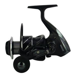 headd WOEN XD1000-9000 المعادن الصيد بكرة 14BB istant عجلة الغزل CNC كرنك نسبة السرعة: 5.2: 1
