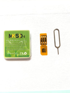 fichas MKSD4 desbloqueio iPhone11 RPO MASXs max xr turbo sim para iOS 13.4.X V5 OURO sim cartão com chip US UE AFRICANO MÉXICO Japn COREA GEVEY Pro