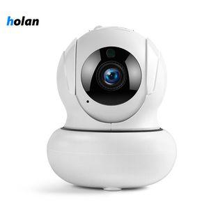 كاميرا Holanvision 4X زوومابلي IP 1080P السيارات تتبع كاميرات مراقبة الشبكة اللاسلكية واي فاي PTZ CCTV كاميرا أمن الوطن