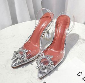 Di cuoio da donna Mocassini sandali di modo delle pompe delle donne signore stivali Flats morbida pelle scamosciata Sole High Heel a fondo piatto delle donne pompa le scarpe