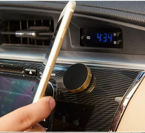Magnetic Car Dashboard Cell Mobile Phone GPS PDA Mount Holder Stand Phone accessories For Iphonesamsung Galaxy