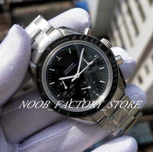 New OM usine de luxe Cal. 1863 Manuel 42mm mécanique professionnel Chronographe 311.30.42.30.01.006 en acier inoxydable Bracelet hommes Montres-bracelets