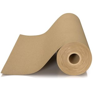 Kraft Paper Roll - perfect for Packing, Moving, Gift Wrapping, Shipping, Parcel,Wall Art,Bulletin Boards,Floor Covering