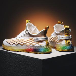 Der Lauftrend für Herren mit den neuen atmungsaktiven Freizeitschuhen für den Sommer 2019 ist mit den Herbst-Herren-Sneakers der Größe 39-44 vielseitig