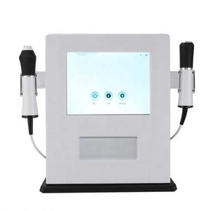 متعدد الوظائف المحمولة 3 في 1 الأوكسجين الأوكسجين BubbleTherapy RF الوجه Lifing المياه النظيفة تقشير جيت التقشير آلة الوجه