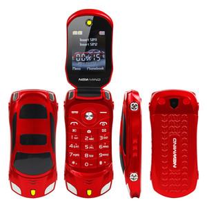 Originale f15 sbloccato telefono flip dual sim mini sport mp3 radio modello di auto lanterna blu bluetooth cellulare 2sim celular per il regalo del bambino