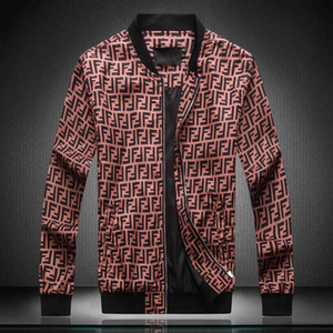 2020ss fashion high quality men's sportswear latest floral letter pattern Outerwear Coat men's Medusa casual jacket luxury jacket men's Coat