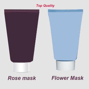 Dropshipping Black Rose Cream Mask Express Flower Gel Mascarilla de gel facial 60ml