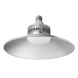 70W Яркие светодиодные огни НЛО Горнодобывающая лампы Соломенная шляпка 220V энергосберегающий свет Fxiture для складов Гараж висячие лампы