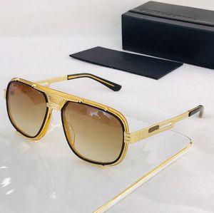 New Brand Legends Eyewear Men sunglasses Women retro steampunk UV400 protective eyeglasses metal alloy Glasses with box 665
