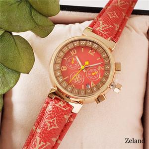 2019 manera superior relojes de las mujeres de los hombres del cronógrafo de cuarzo reloj del deporte del hombre de lujo Fecha alta calidad de pulsera de diseño agradable banda de goma reloj