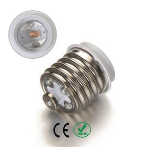 E40 a E27 Adaptador, E27 Suporte da lâmpada ao conversor E40 Lamp Base, de alta qualidade, LED PBT Bulb Connector