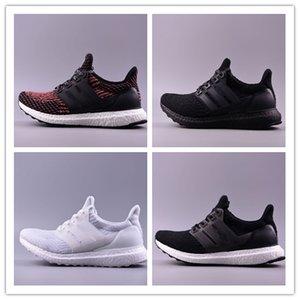 Adidas Ultra Boost 3.0 Novità Sneakers Ultra 3.0 bianche da uomo Calzature Triple White Donna Scarpe da corsa nere Scarpe sportive Collezione UB3.0 L15